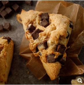 スターバックス アメリカンスコーン チョコレートチャンクの画像