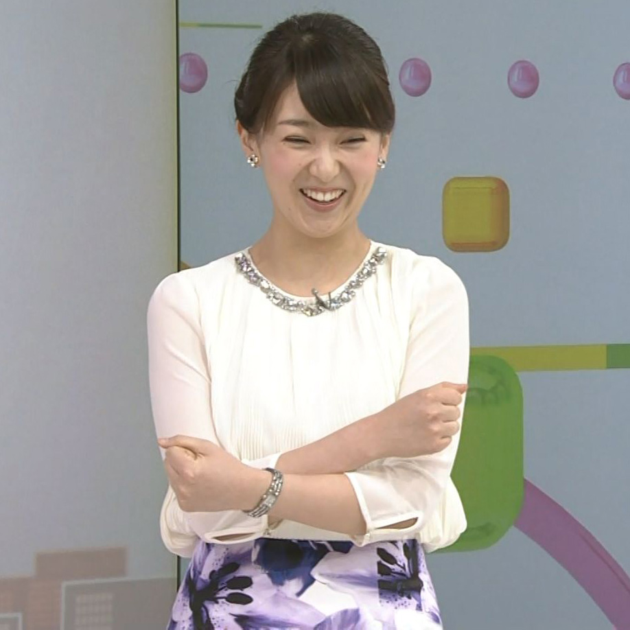 笑顔がかわいい和久田麻由子アナ