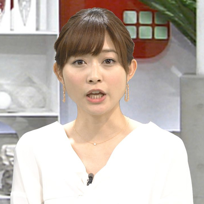 ニュース中の久冨慶子