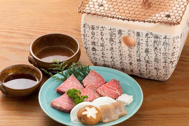 いろり山賊の皇ヒレ(山奥の不夜城レストラン)