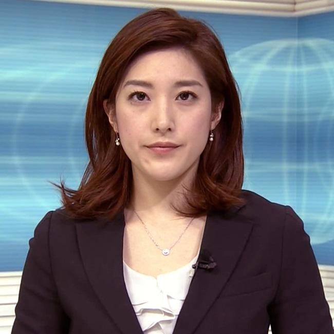 NHKの上原光紀アナウンサー(広島時代)