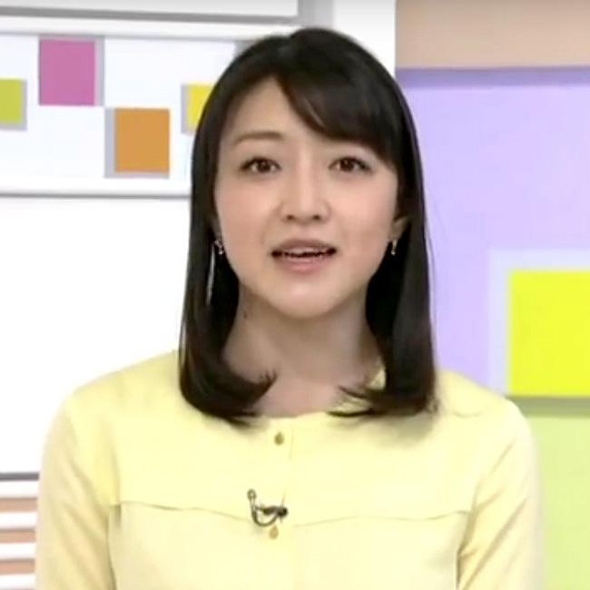 赤木野々花アナウンサー(NHK)
