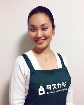 鈴木美帆子さん(タスカジ)