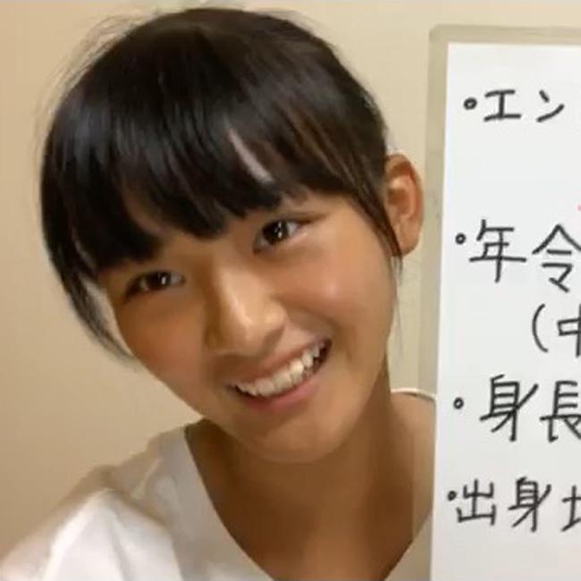台風の目71番ちゃん(坂道合同オーディション)