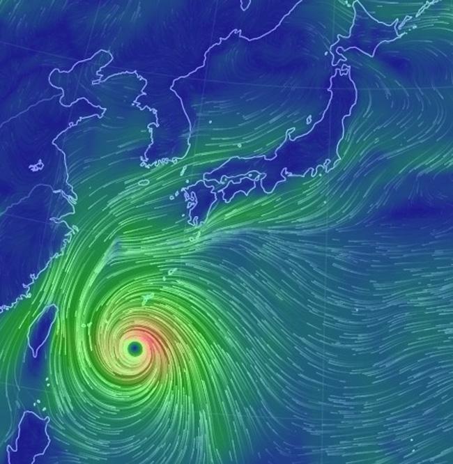 台風25号2018コンレイ現状