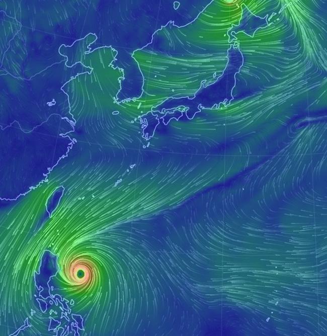 台風26号イートゥー