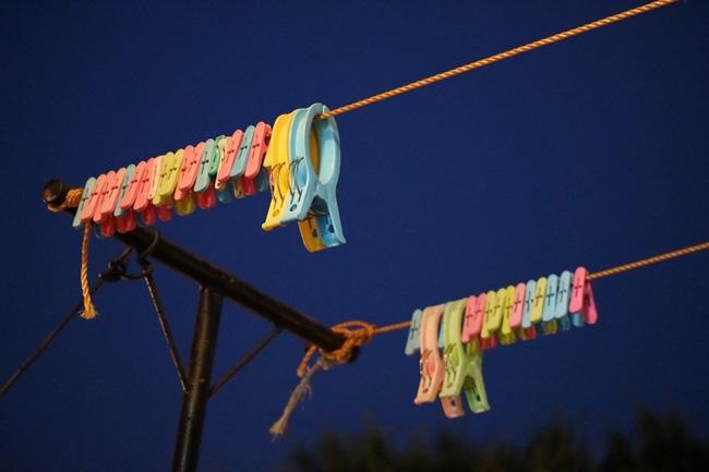 洗濯物を夜干すメリットとデメリット