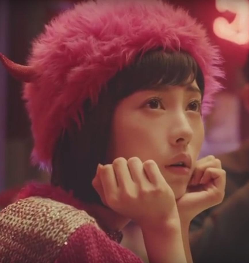 ドコモの学割の新しいテレビCM(2018)の女優がかわいい