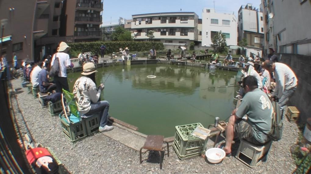 ドキュメント72時間 東京・阿佐ヶ谷 金魚の池のほとりには